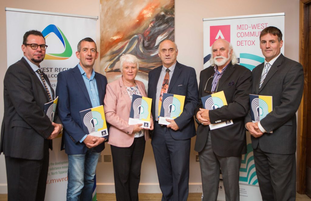 Mid-West Community Detox Report Launch