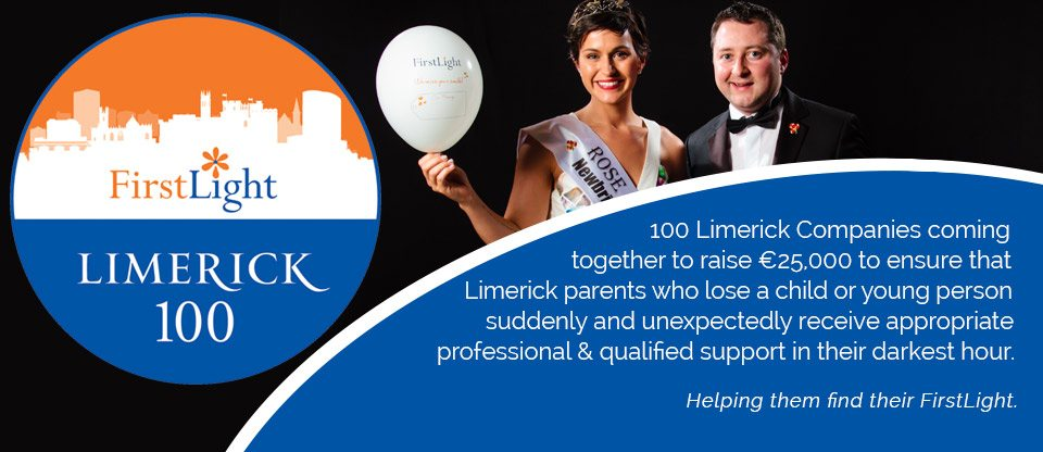 FirstLight Fundraising Campaign Limerick