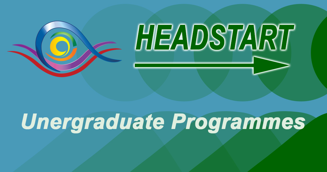 Headstart for Degree Programmes January 2018