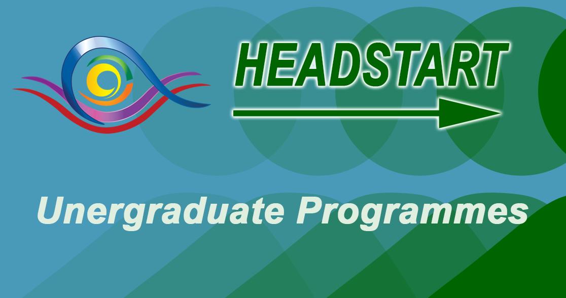 Headstart for Degree Programmes January 2018