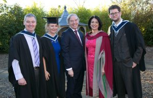 Pictured at the ICHAS Graduations held in the Castletroy Park Hotel Limerick were: Picture Credit Brian Gavin Press 22