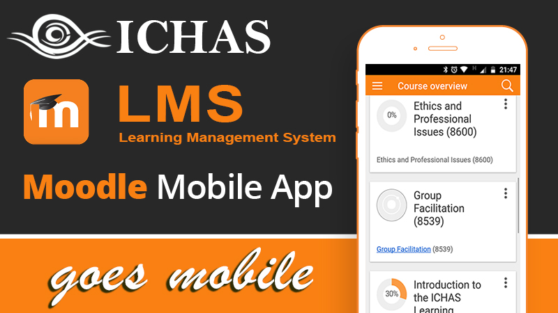 Student LMS goes mobile