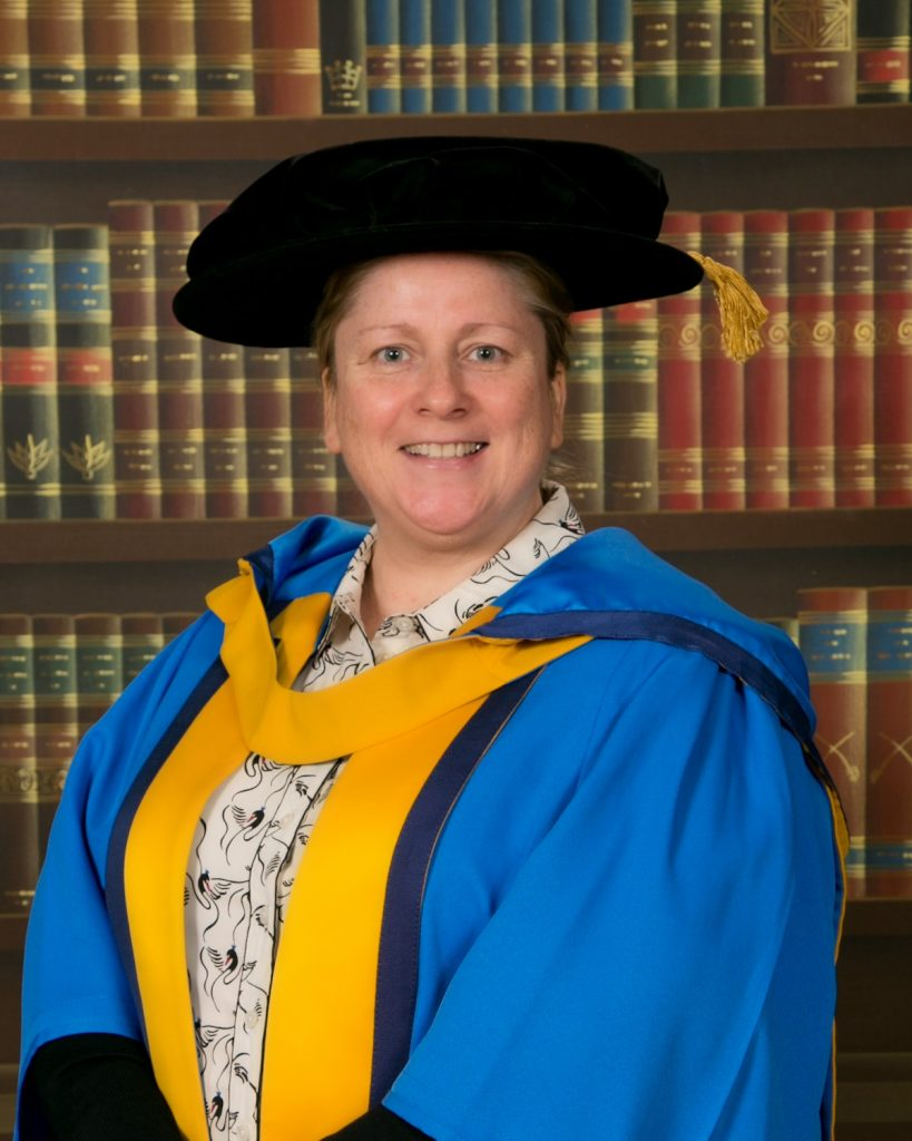 Dr. Christina Larkin