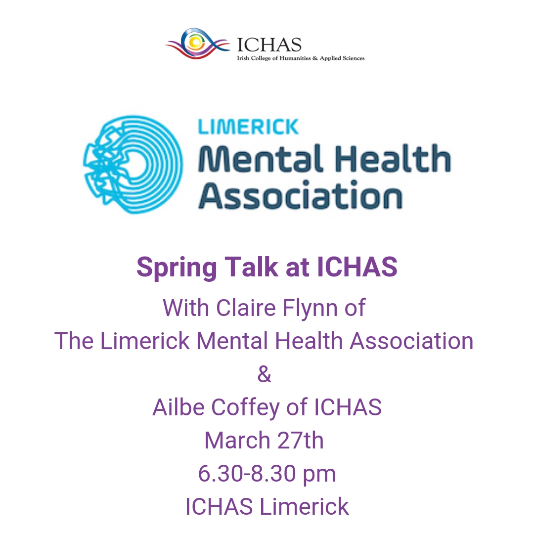 Spring Talk with Limerick Mental Health Assocation
