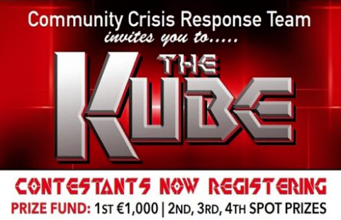 The Kube in aid of Community Crisis Response Team