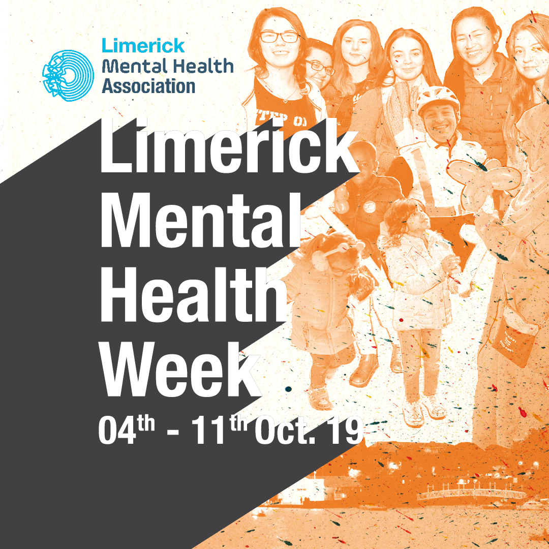 Official Launch of Limerick Mental Health Week 2019