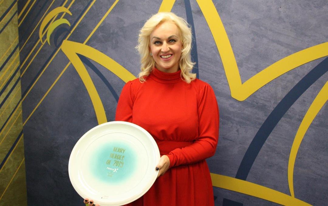 ICHAS Student Susan Mary Lawlor Wins Global Award for Mental Health